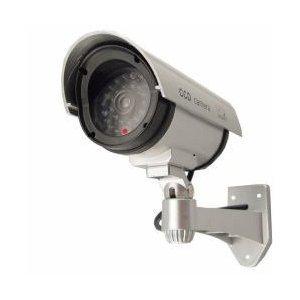 Esky Outdoor Dummy IR Bullet Camera with Blinking Light