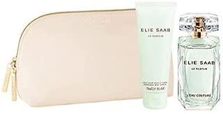 Title: Elie Saab L'eau Couture 2 Piece Set For Women (1.6 Eau Di Toilette / 2.5 Body Lotion)