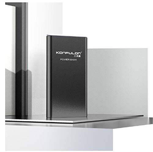Qc3.0 Pd Zwei-Wege-Schnellaufladung 10000mah Power Bank 18w Usb Typ C Quick Charge 3.0 Power Bank für Iphone Samsung, schwarz