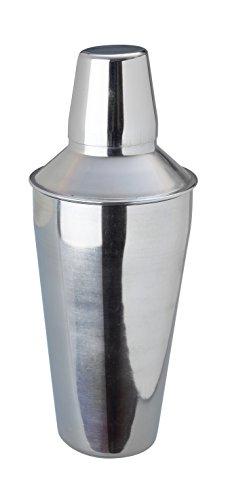 HENDI Cocktailshaker, konisch, 0,75L, Edelstahl, ø90x(H)255mm