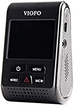 Viofo A119S Car DashCam with GPS logger 60fps 1080p Sony IMX291 G-Sensor 135 dergre Wide-Angle Lens, Loop Recording