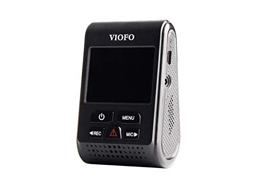 Viofo A119S Car DashCam with GPS logger 60fps 1080p Sony IMX291 G-Sensor 135 dergre Wide-Angle Lens, Loop Recording