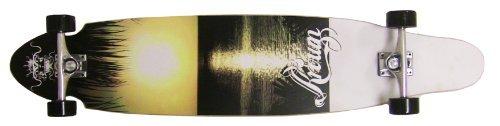 Krown Hawaii Kicktail Longboard (9 x 43-Inch) by Krown