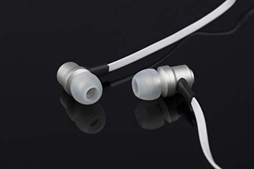 Grundig 871125286352 Stereo Kopfhörer (Metal Pro) mit Mikrofon Silber