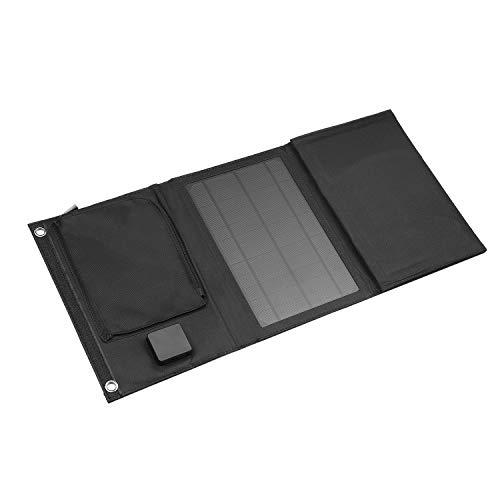 Cargador Solar Portátil 30W KKmoon Cargador de panel solar plegable de con...