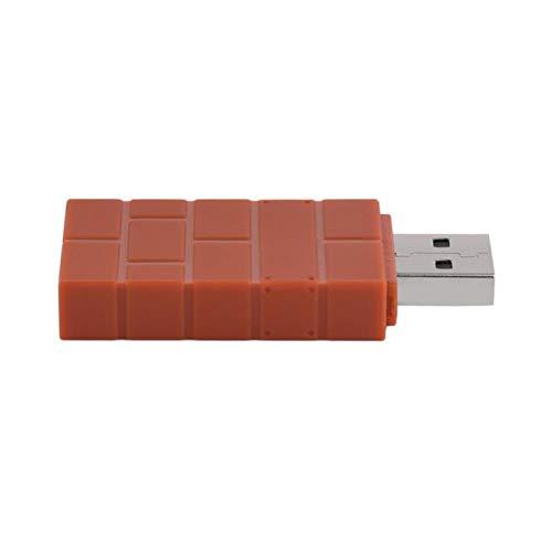 Adaptador Bluetooth inalámbrico USB, Receptor USB Gamepad de 8 bits con Bluetooth para Nintendo Switch / PS4 / PS3 / Windows/Android TV /
