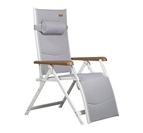 Westfield Relaxliege Premium-ErgoLounger hellgrau bis 140kg