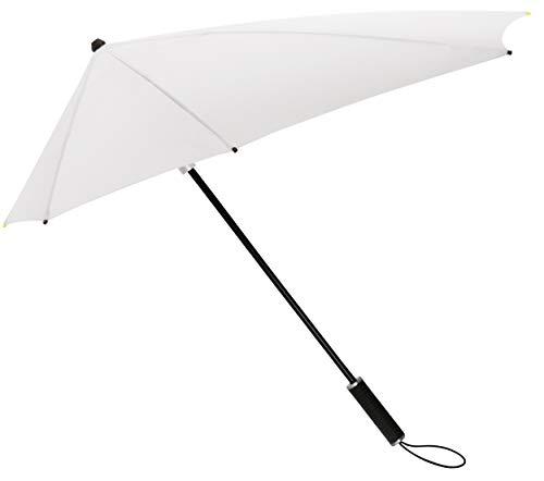 Impliva Storm StormaMaximanual - Paraguas (100 cm), Color Blanco