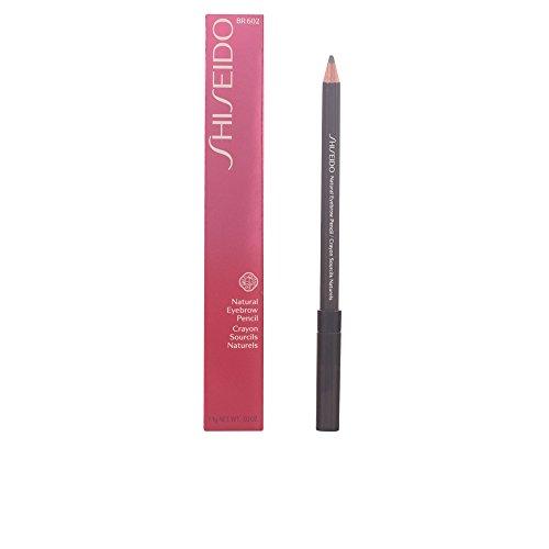 Shiseido Natural Eyebrow Pencil BR602, Deep Brown, 0.03 Ounce