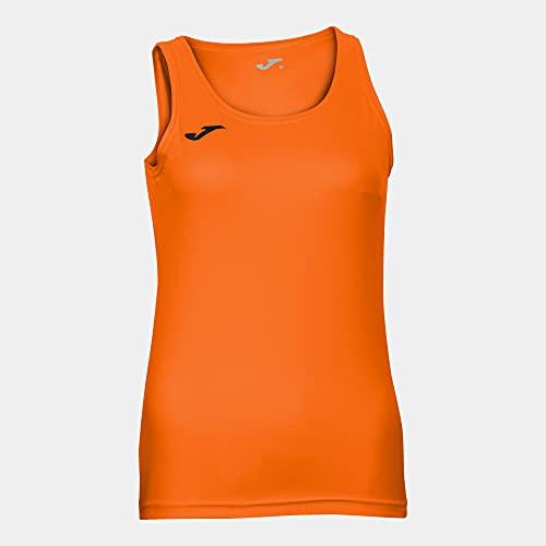 Oferta de Joma 900038.800 - Camiseta para Mujer, Color Naranja, Talla XS