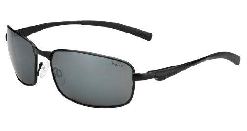 Bollé Uni Key West Sonnenbrille, Black Matte, M