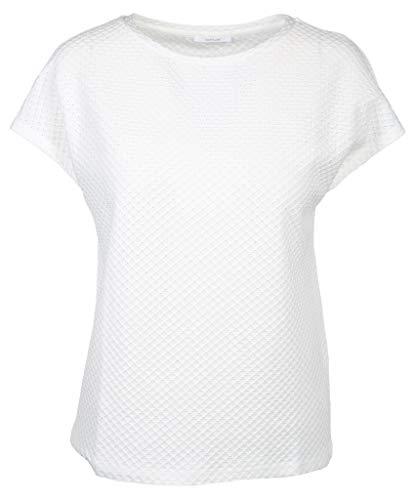 OPUS Damen Semka T-Shirt, Milk, 38