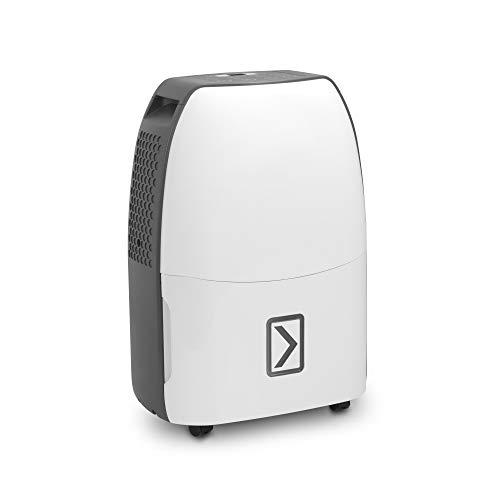 TROTEC Komfort Luftentfeuchter TTK 40 E (max.14 L/Tag), geeignet für Räume bis 63 m³ / 25 m²