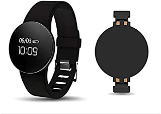Zhicaikeji Montre Intelligente de Mouvement de Bracelet Montre imperméable informations de synchronisation Bluetooth Montr...