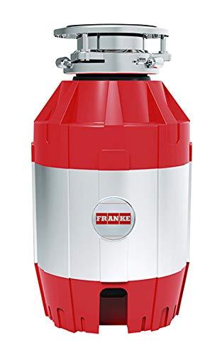 Dissipatore FRANKE TE75 - Tritarifiuti alimentare da cucina - con Pulsante pneumatico