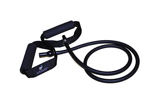AIRAVAT 4501 Level-1 Exercise Tube (Black)