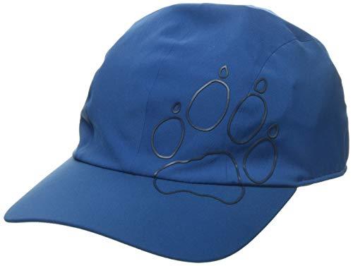 Jack Wolfskin Unisex Activate Fold-Away Casquettes Kappe, (Poseidon Blue), (Herstellergröße: Large)