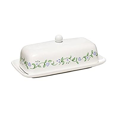 Corelle Country Cottage Butter Dish