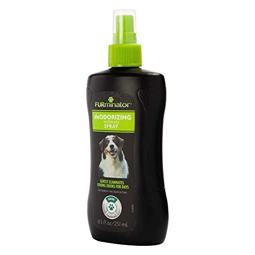 FURminator deOdorizing Waterless Spray with Baking Soda, 8.5-Ounce