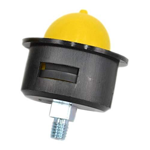 FLAMEER Vergaser Primer Bulb Pump, Vergaser Primer Bulb Pump Fit für für Briggs & Stratton, aus Kunststoff und Gummi
