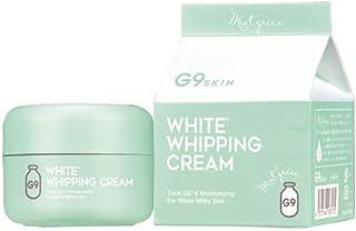 G9SKIN ホワイトホイッピングクリーム ミントグリーン_ 50g