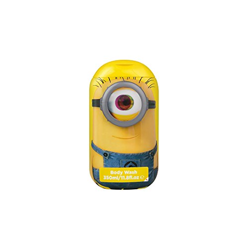 Minions Body Wash, 1er Pack (1 x 350 ml)