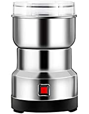 Multifunctionele smashmachine Elektrische koffiemolen Kruidenmolen Machine, Mill Spice Herb Grinding Tool, Upgrade 550W Kruiden Elektrische freesmachine voor salade/fruit/granen/noten/knoflook