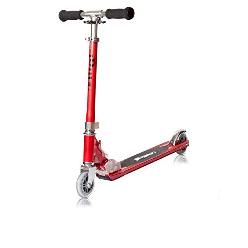 JD Bug Junior-Straßen-Scooter / Roller, MS100, Pastelrosa, Kinder, Junior MS 100, Reflex Blue, 3-8 Jahre