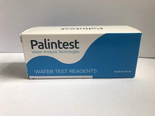 Palintest pH (rosso fenolo), Reagenti fotometri (50 compresse)