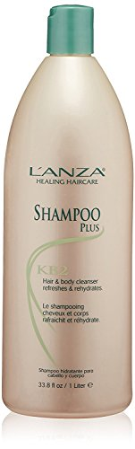 L'ANZA KB2 Shampoo Plus 1 L((Packaging May Vary)