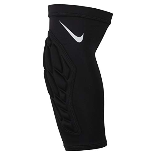 Nike Hyperstrong Core Padded Forearm Shivers 2019 (Black/Cool Grey/White, Small/Medium)