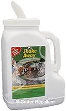 Shake-Away All Natural Deer & Large Animal Repellent (Coyote Urine Granules) 12 Lb (Pound) Coyote Urine Granules