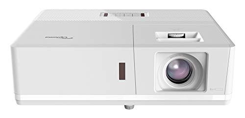 Optoma ZH506e - 5500 lúmenes ANSI DLP 1080p (1920x1080) 3D - Blanco
