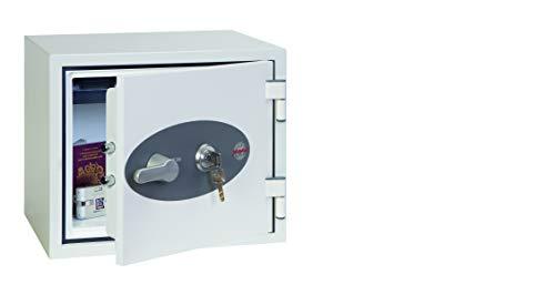 Phoenix FS1281K Dokumententresor mit Schlüsselschloss, klein