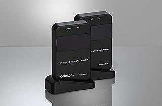 Celexon WHD30M AV extender AV transmitter & receiver Black - Celexon WHD30M, AV transmitter & receiver, 1920 x 1200 pixel...