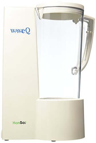 Wave Q- Mineralized Hexagonal Alkaline Water Generator