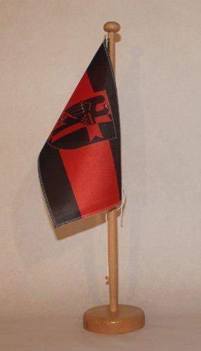 Sudetenland Sudeten Land Tischflagge 15x25 cm in Profiqualität, nur Tischflagge