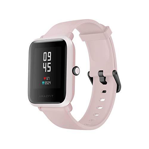 Relógio Smartwatch Amazfit Bip S Warm Pink (Rosa) A1821