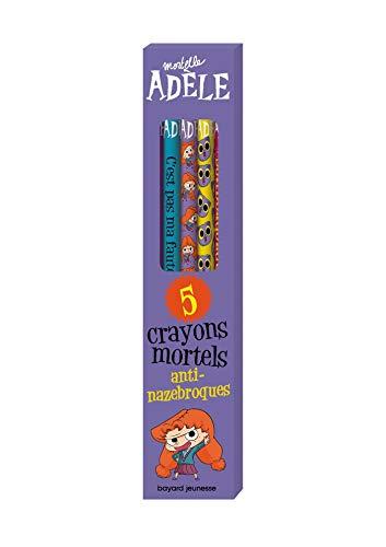 Crayons mortelle Adele