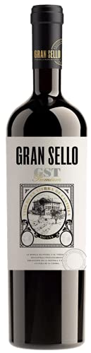 Gran Sello Crianza GST, Vino Tinto, 1 Botella, 75cl