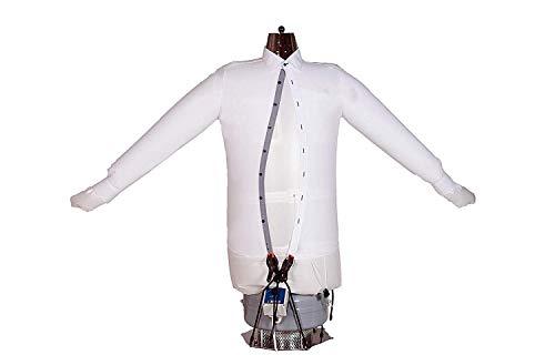 Tubie eco Tischmodell Hemdenbügler Bügelpuppe Blusenbügler Bügelmaschine Hosenbügler