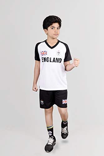 A&H Fashion - Camiseta de fútbol para niño