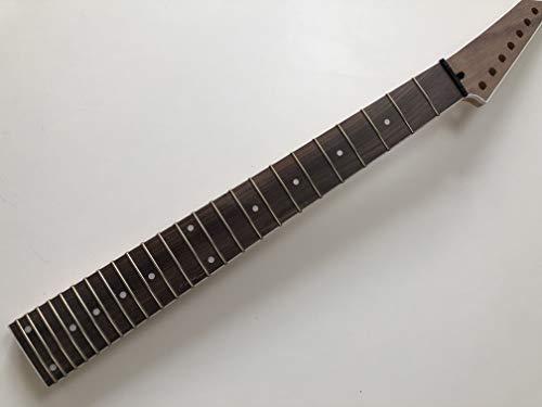 Mástil de guitarra eléctrica de 7 cuerdas, 24 trastes de 25.5 pulgadas,...