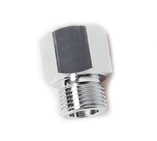 Hiwi Adapter von Mehrwegflaschen auf z.B. Sodastream Zylinder W21,8 x G14