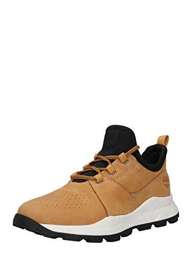 TIMBERLAND Brooklyn Lace Oxford Zapatillas Moda Hombres Trigo - 42 - Zapatillas Bajas