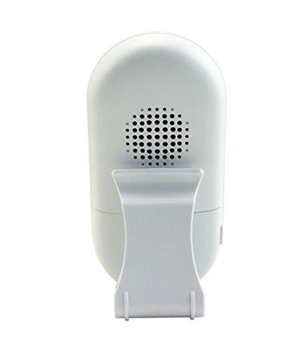 Motorola MBP 16 - Vigilabebés audio con pantalla de 1.5