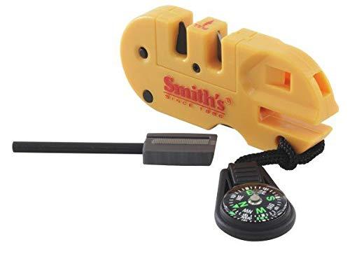 Smith's 50364 Pocket Pal X2 Sharpener & Outdoors Tool