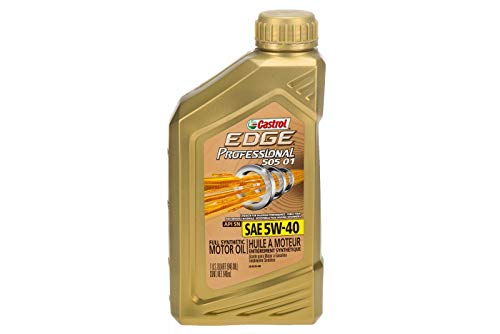 Genuine New Volkswаgеn Castrol Edge Professional Full Synthetic Gas Engine Oil 5W-40