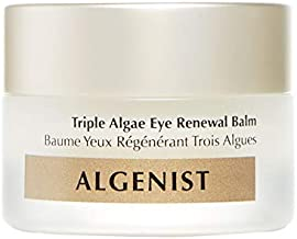 Algenist Triple Algae Eye Renewal Balm - Firming + Smoothing Cream with Alguronic Acid to Help Reduce the Appearance of Dark Circles, Bags, Puffiness, Fine Lines + Wrinkles (15ml)