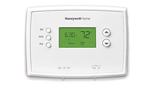 Honeywell Home Termostato programable RTH221B1039 RTH221B Blanco